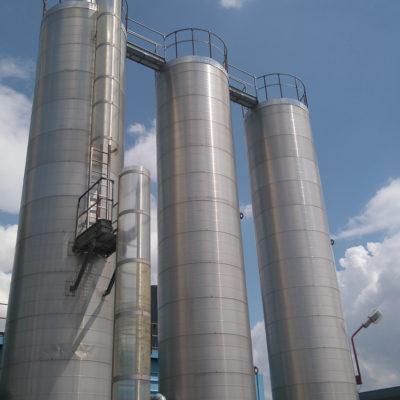 modernizacja konstrukcji stalowych